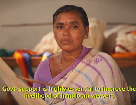 Oxfam – Weavers Public Service Ad
